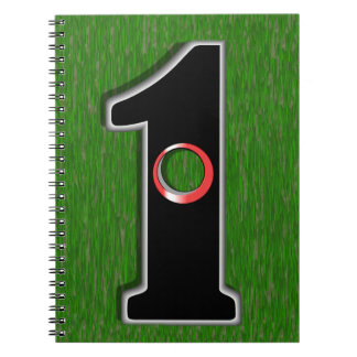 Hole In One! Note Book