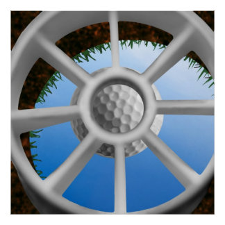 Hole in One Print