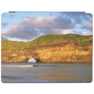 Hole In The Wall On The Wild Coast iPad Cover