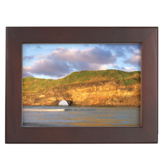 Hole In The Wall On The Wild Coast Keepsake Boxes