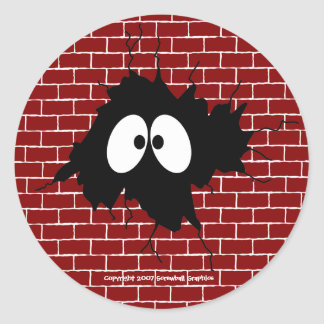 Hole in the Wall Stickers