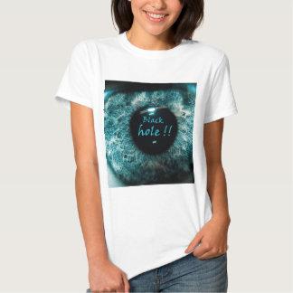 hole tee shirt