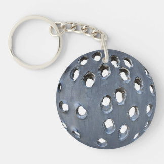 Holes Key Chain