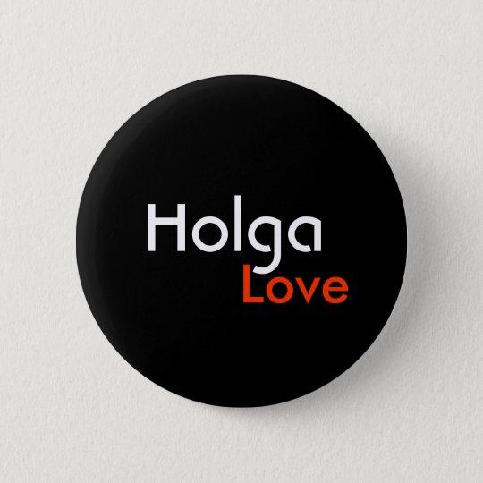 holga love button