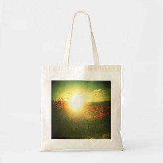 Holga poppy field bag