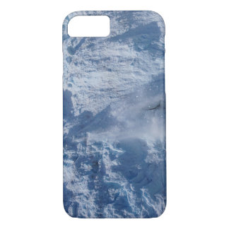 Holgate Calving Action iPhone 7 Case