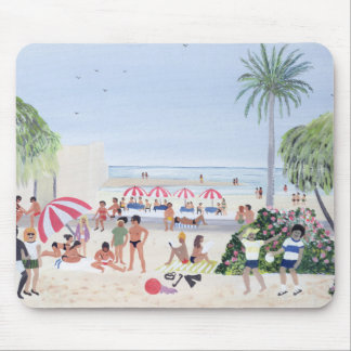 Holiday 1990 mouse mat