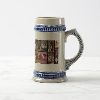 Holiday Angels  White Mug - Customizable Coffee Mug