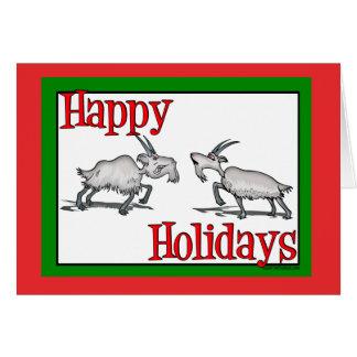 Holiday Attitude Greeting Card