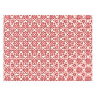 Holiday Backdrop Pattern Tablecloth