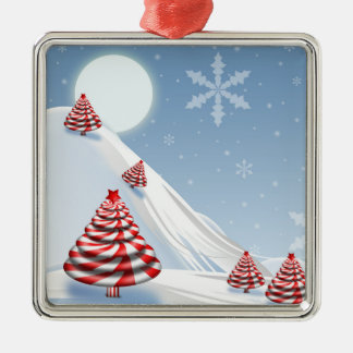 Holiday Background Christmas Ornament