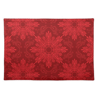 Holiday Background Placemat
