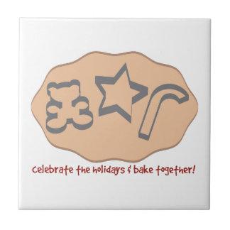 Holiday Baking Tile