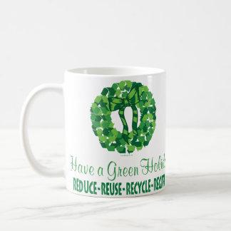 Holiday Basic White Mug