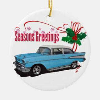 Holiday Bel Air Christmas Ornament