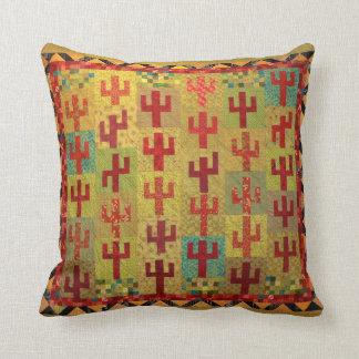 Holiday Cactus Cushion