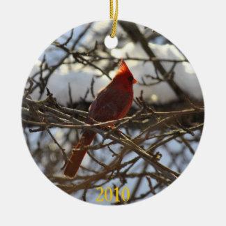 Holiday Cardinal Ornament