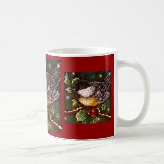 HOLIDAY CHICKADEE 1 Mug