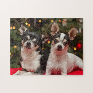 Holiday Chihuahua's Puzzle