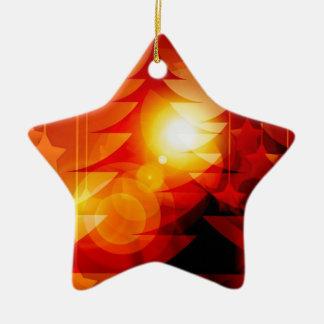 Holiday Christmas Tree Design Christmas Ornament