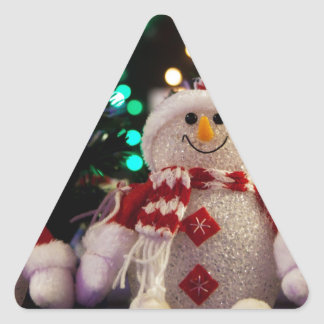Holiday Christmas Tree Party Destiny Celebration Stickers
