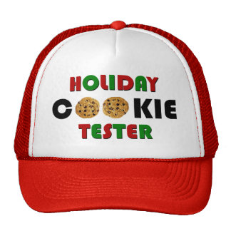 Holiday Cookie Tester Truckers Hat