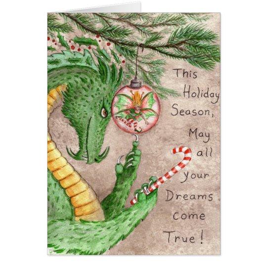 Holiday Dreams Card