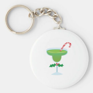 Holiday Drink Keychains