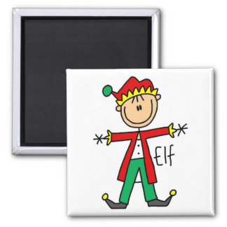 Holiday Elf T-shirts and Gifts Magnet