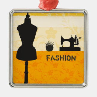 Holiday Fashion Crafts Sewing Essentials Christmas Ornament