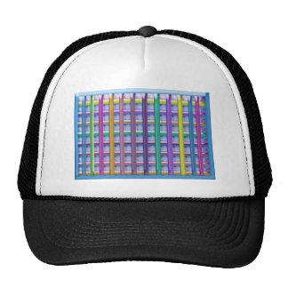Holiday Fever : Illuminated Colorful Flourscent Ro Hats