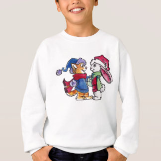 Holiday Friends Sweatshirt