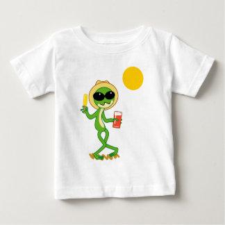 Holiday Frog Baby T-Shirt