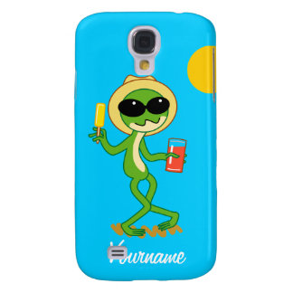 Holiday Frog Galaxy S4 Case