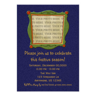 Holiday Fun Invitation