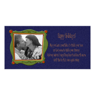 Holiday Fun Photo Card