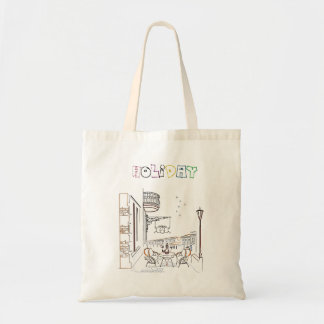 Holiday Getaway Tote Bag