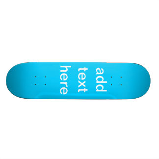 Holiday Gifts Create Your Own Skate Decks