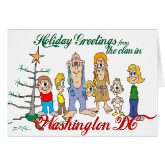 Holiday Greetings from DC Cards