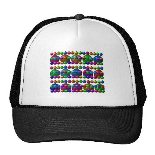 holiday greetings trucker hats
