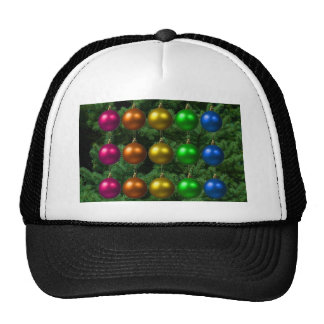holiday greetings trucker hats