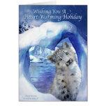 Holiday Heart Warmer Card