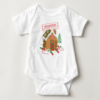 Holiday Hoarders Baby Bodysuit