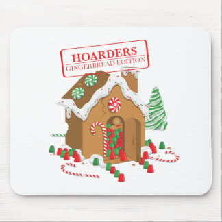 Holiday Hoarders Mouse Pad