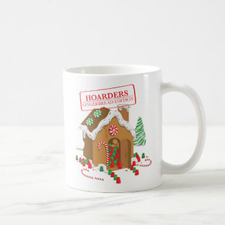 Holiday Hoarders Classic White Coffee Mug