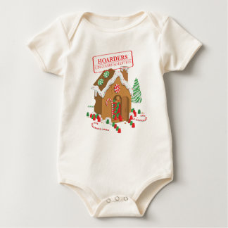 Holiday Hoarders Rompers