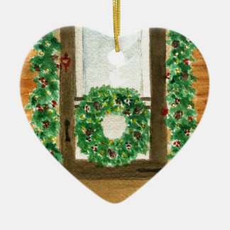 Holiday Home Christmas Ornament