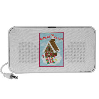 Holiday Home iPhone Speakers