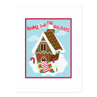 Holiday Home Post Cards