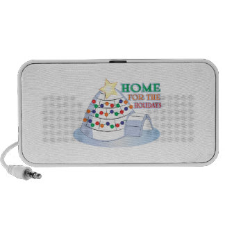 Holiday Home Travelling Speaker